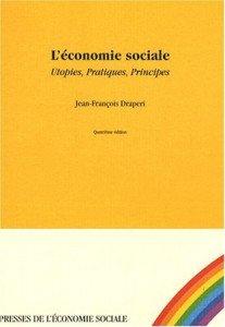 Livre L'économie sociale par Jean-François DRAPERI