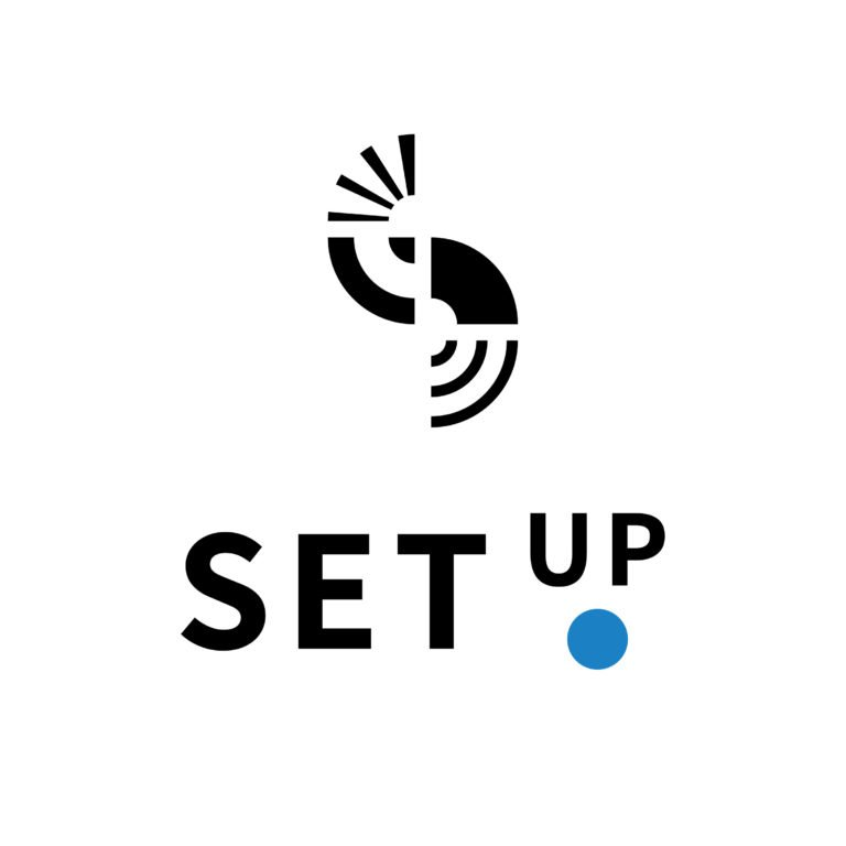 logo set up