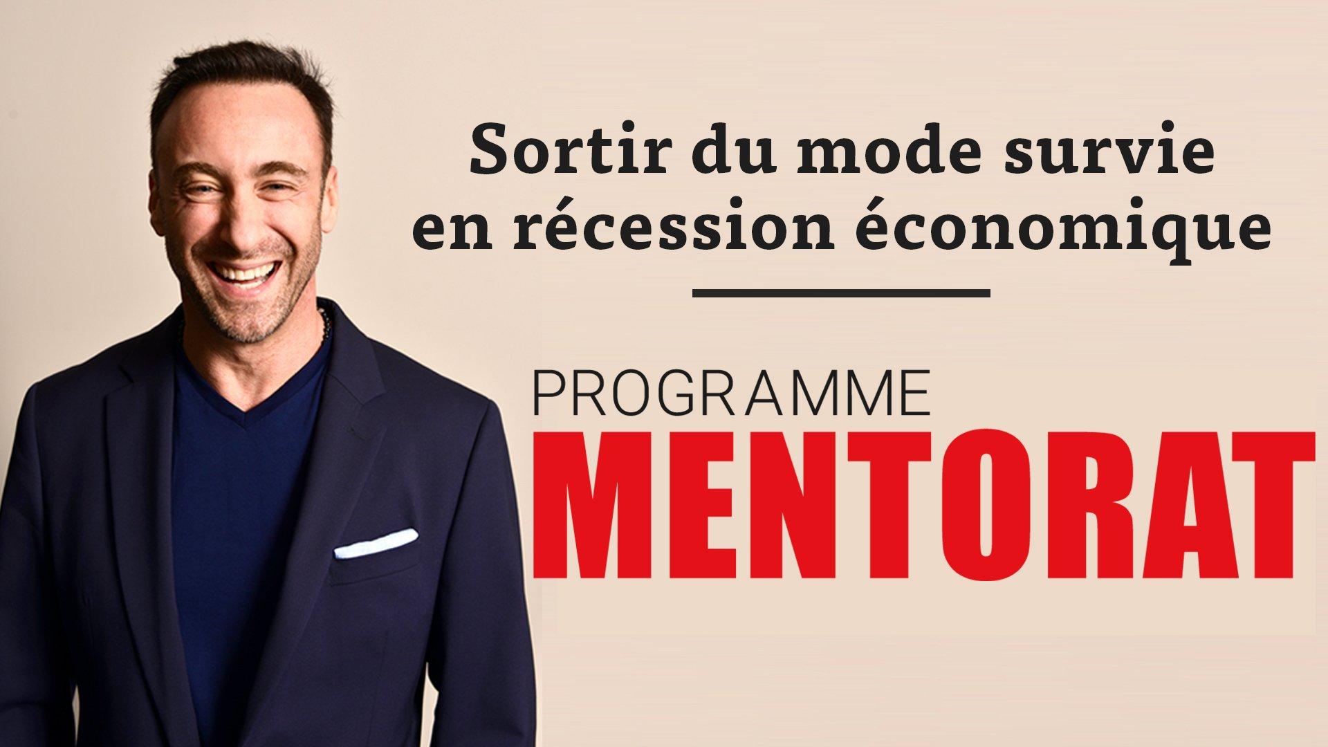 vignette du programme mentorat