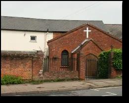 The original parish church