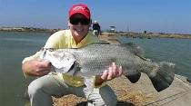 Fishing in Boon Mar Ponds, Bangkok - Freshwater Fishing Advice Thailand