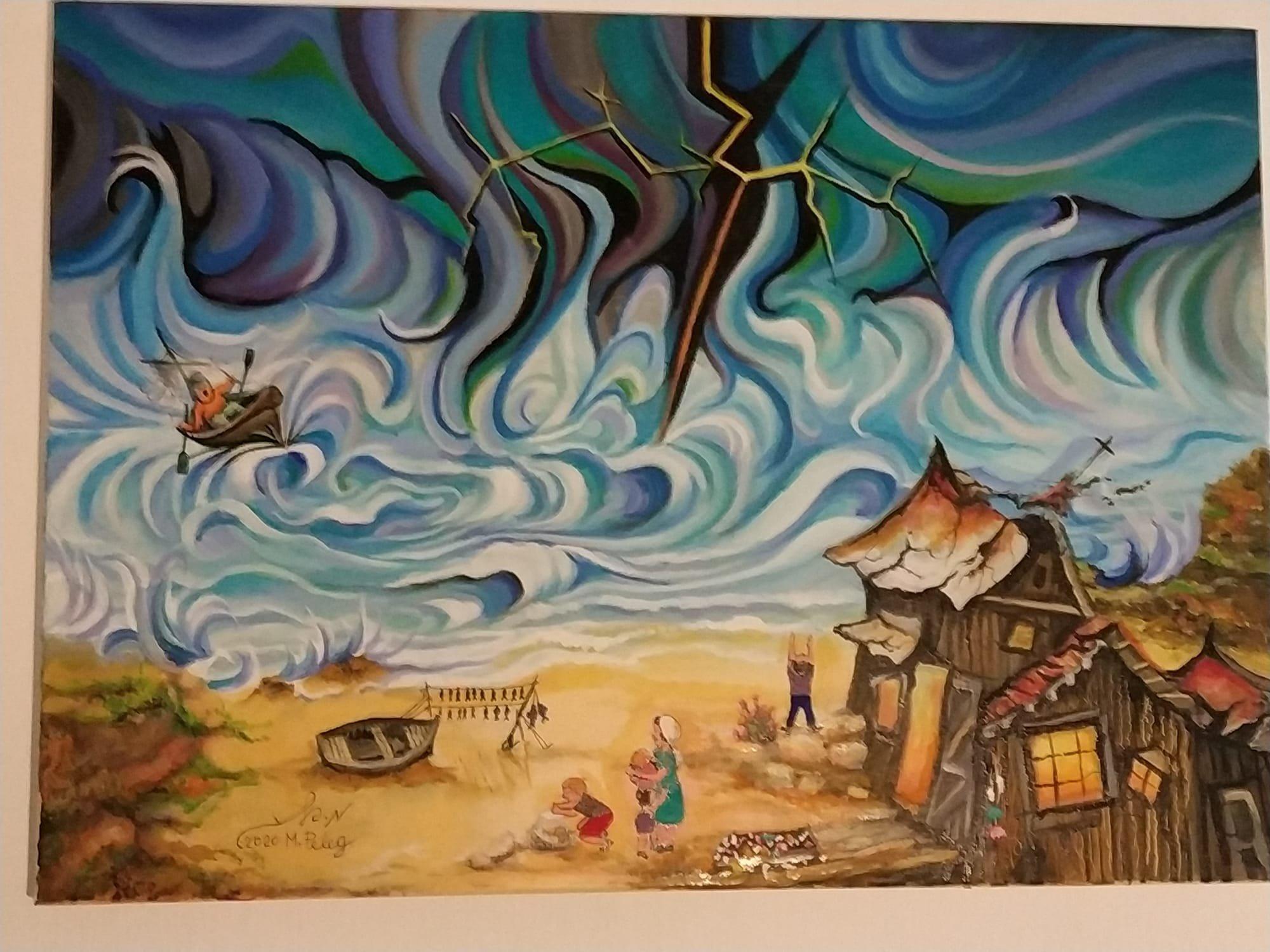 צייר: משה פלג