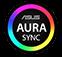 ASUS AURA SYNC badge