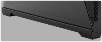 Bottom side panel of the MATREXX 70