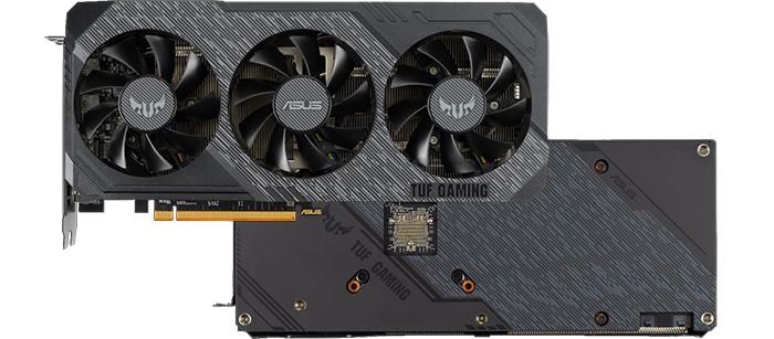 ASUS TUF Gaming X3 Radeon™ RX 5700 OC Edition 7Nm Graphics Card