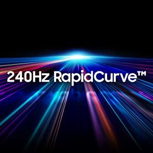 240Hz Rapid Curve