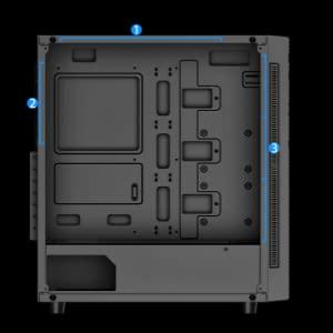 MATREXX 55 MESH ADD-RGB 4F