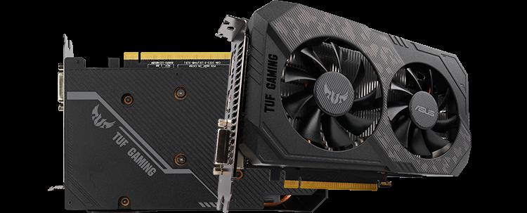 ASUS NVIDIA GeForce GTX 1650 Super TUF Gaming OC