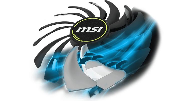 MSI TORX Fan