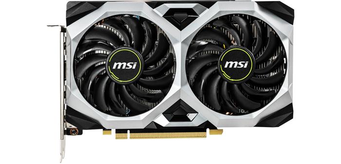 MSI 1660 Super Ventus XS OC