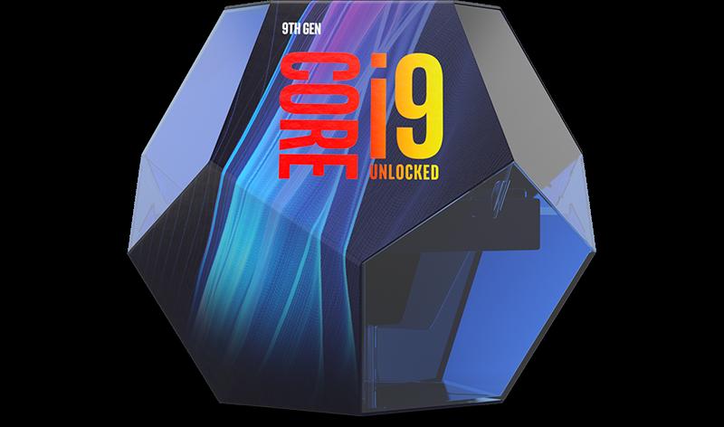 Intel 9th Gen i9 CPU