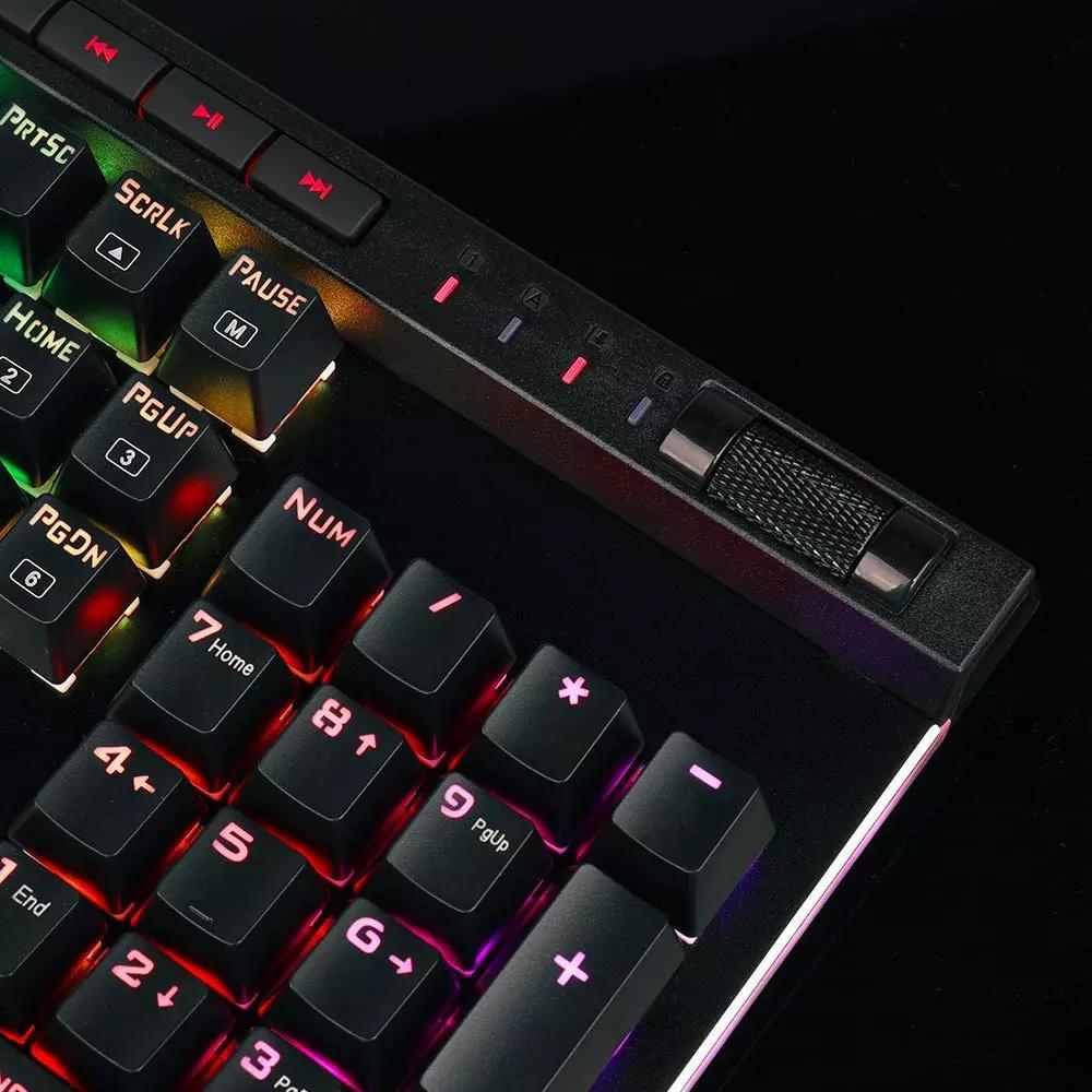 High Quality K580 Wired Ergonomic Design Gamer Computer Keyboard