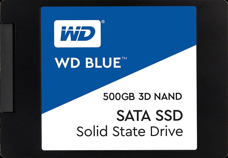 WD Blue 250GB 3D NAND SSD