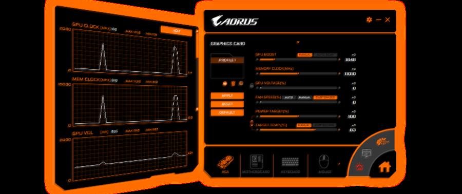 AORUS Engine Software Windows