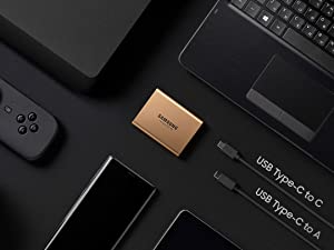 USB Type-C to C or A
