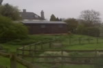 Roof Mounted Solar PV Panel Installation on a Stables