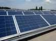 Commercial Flat Roof Solar PV Panel Installation
