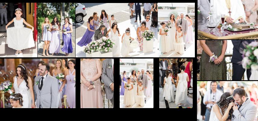 Wedding Ceremony - wedding Decor - Wedding Flowers - Bridesmaids - Flower girls