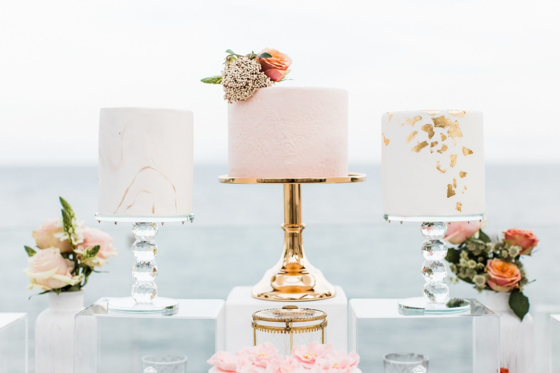Catering Services Greece- Wedding Cakes Presentation