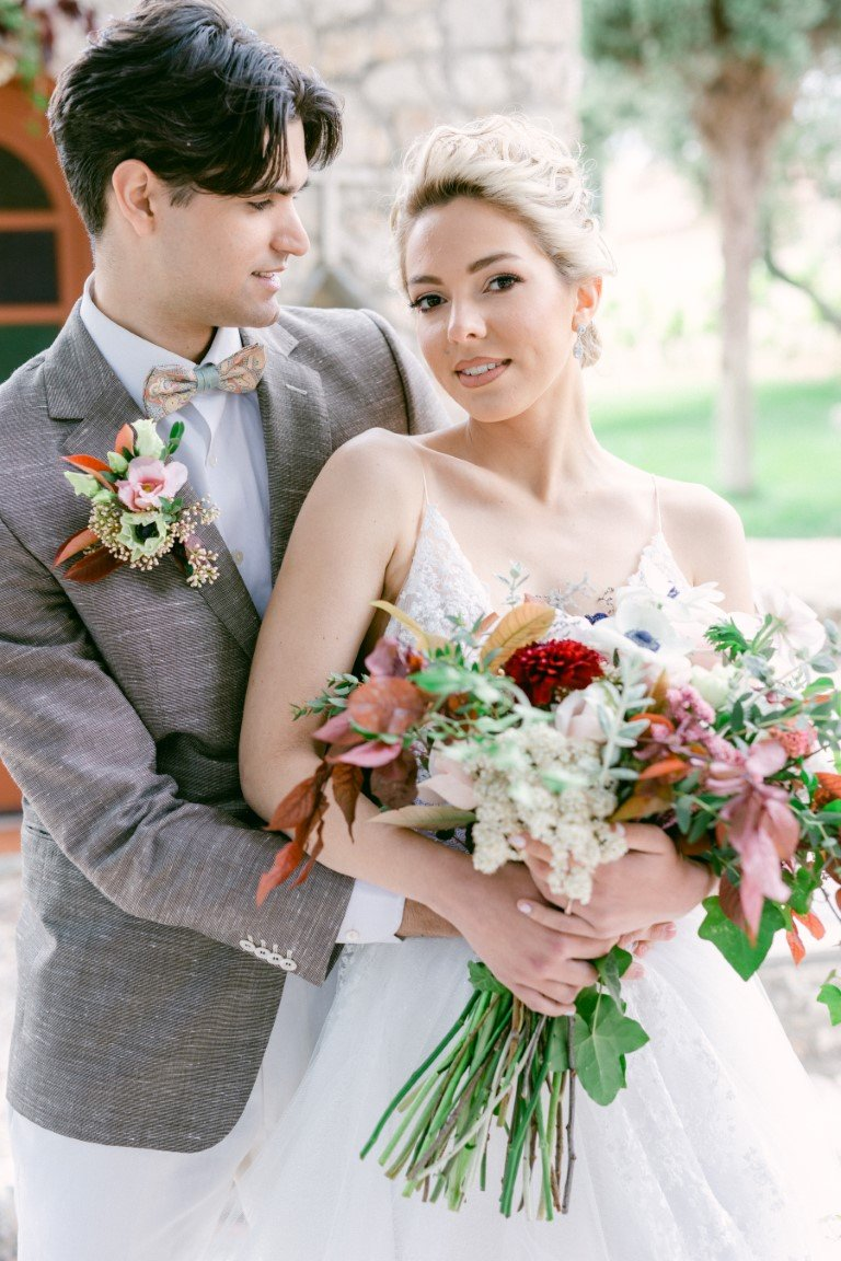 FS Events Styled Shoot - Bride and Groom