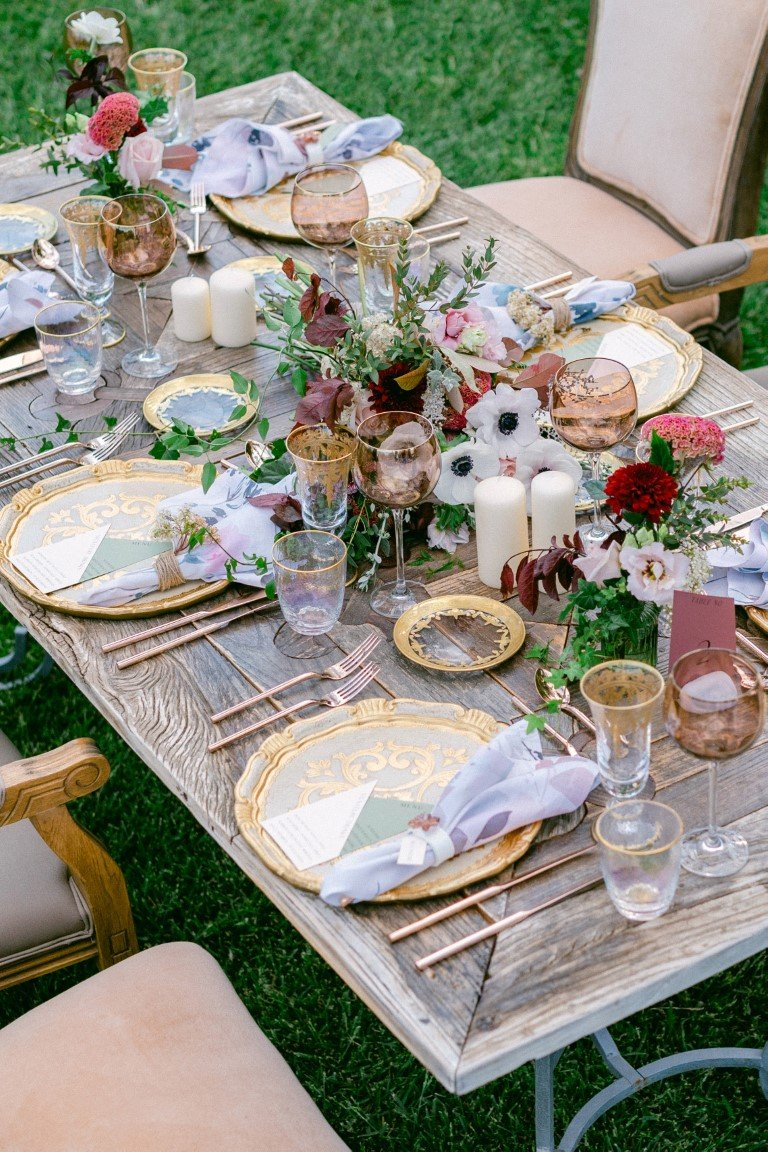 FS Events Styled Shoot - Art de la Table By White Lilac