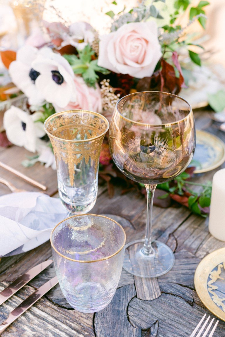 FS Events Styled Shoot - Glassware by White Lilac