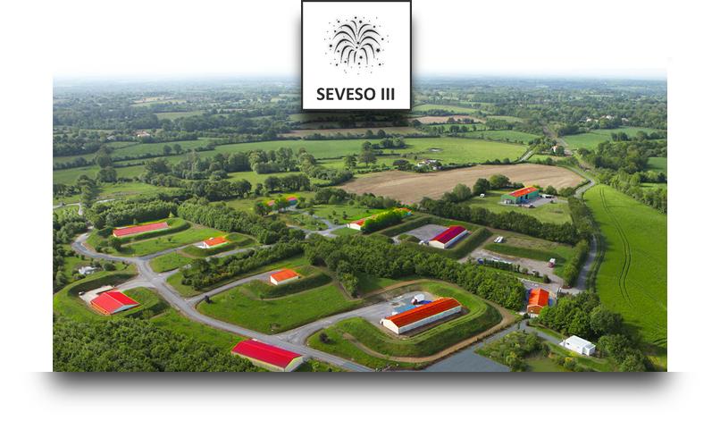 site SEVESO III de Planète ARtifices