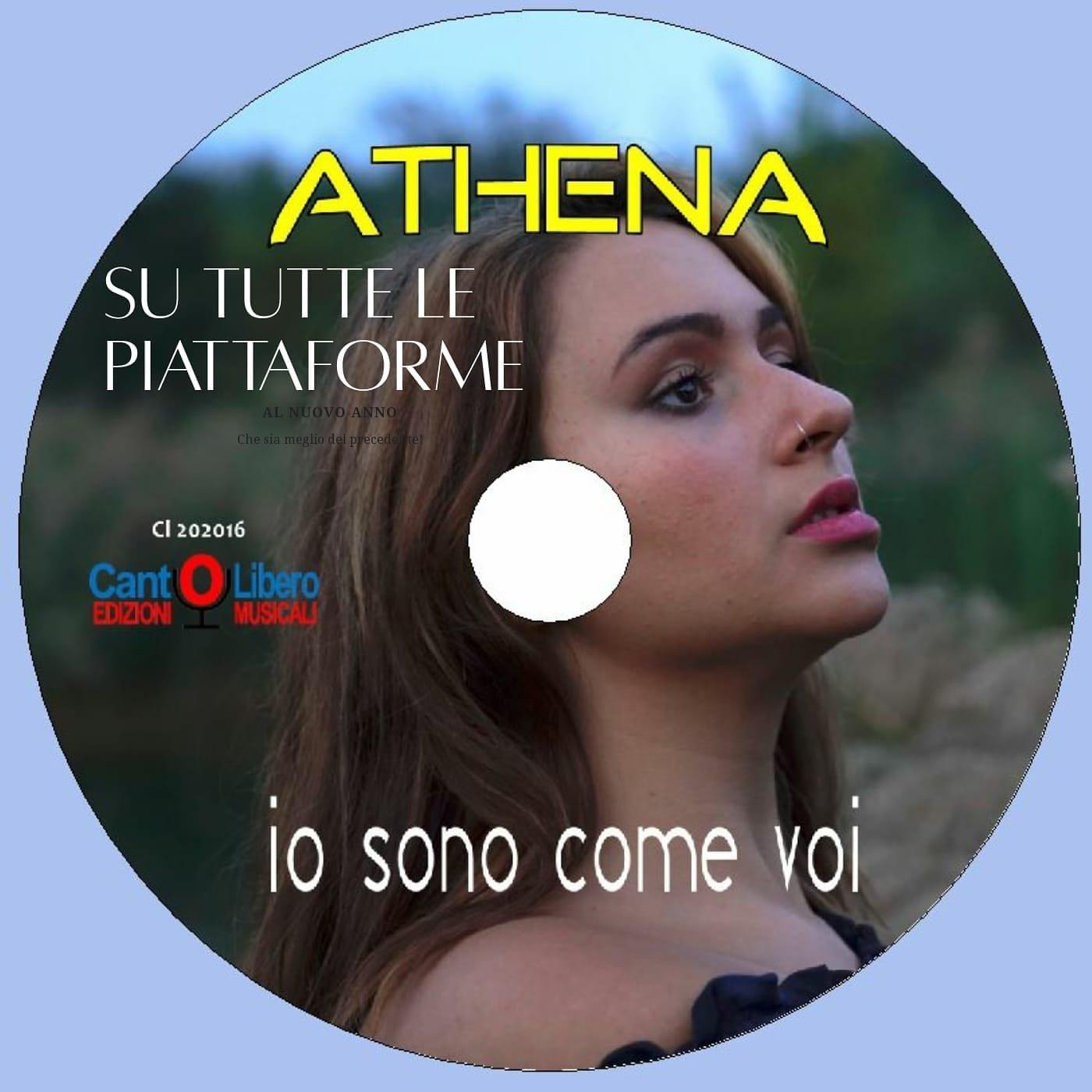 Io Sono come voi  di Francesca Coia in arte AThena