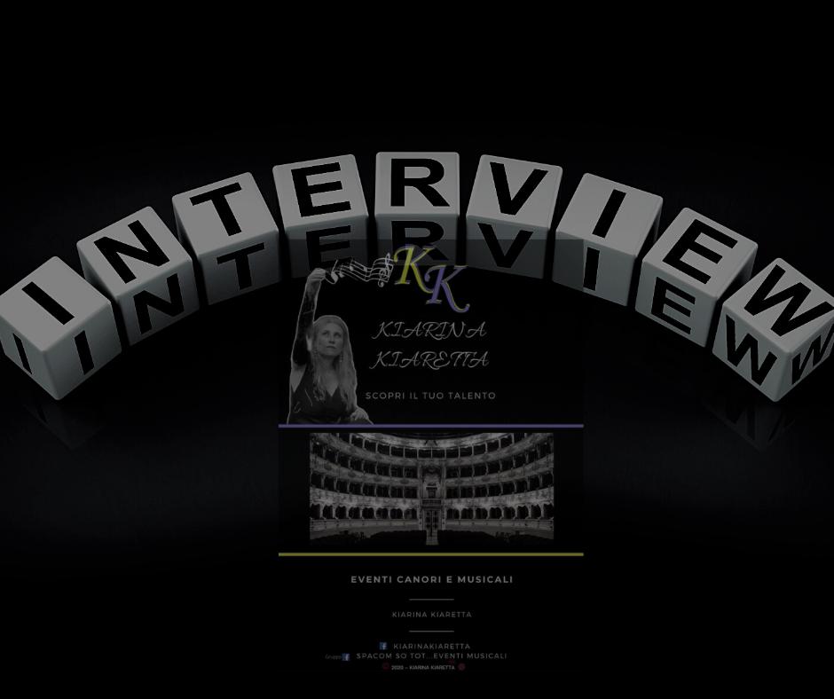 Kiarina Kiaretta sulla fanpage di Athena Coia