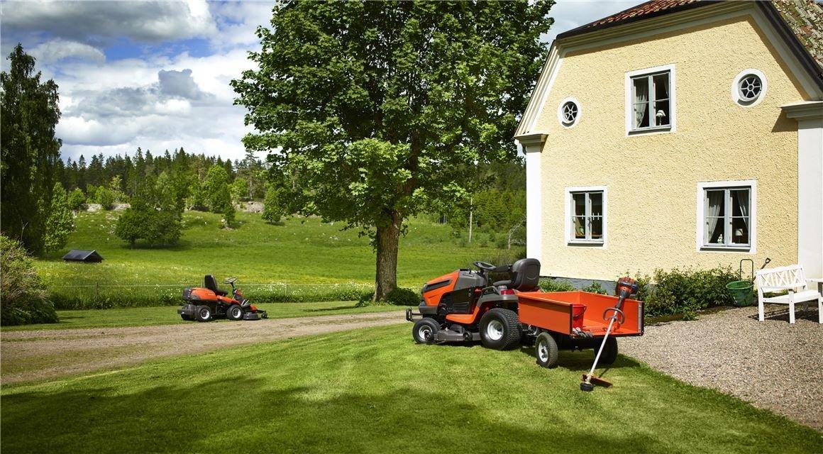 Husqvarna - Připravte svoji zahradu na jaro