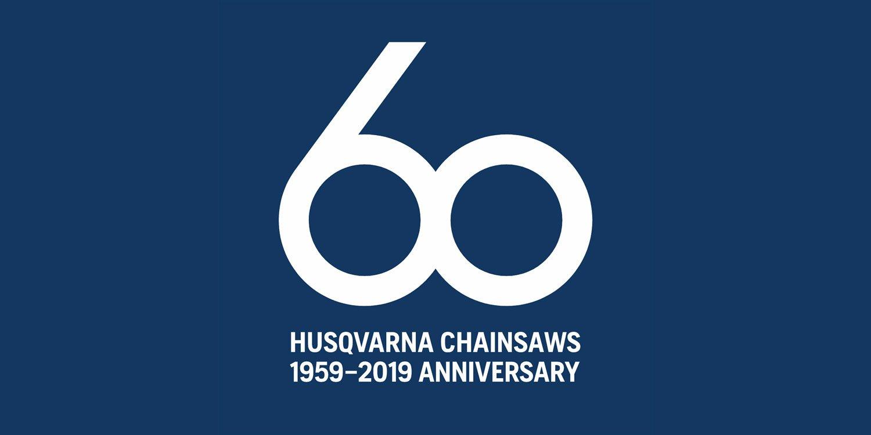 Husqvarna - 60 let zkušeností a odborných znalostí v oblasti řezání