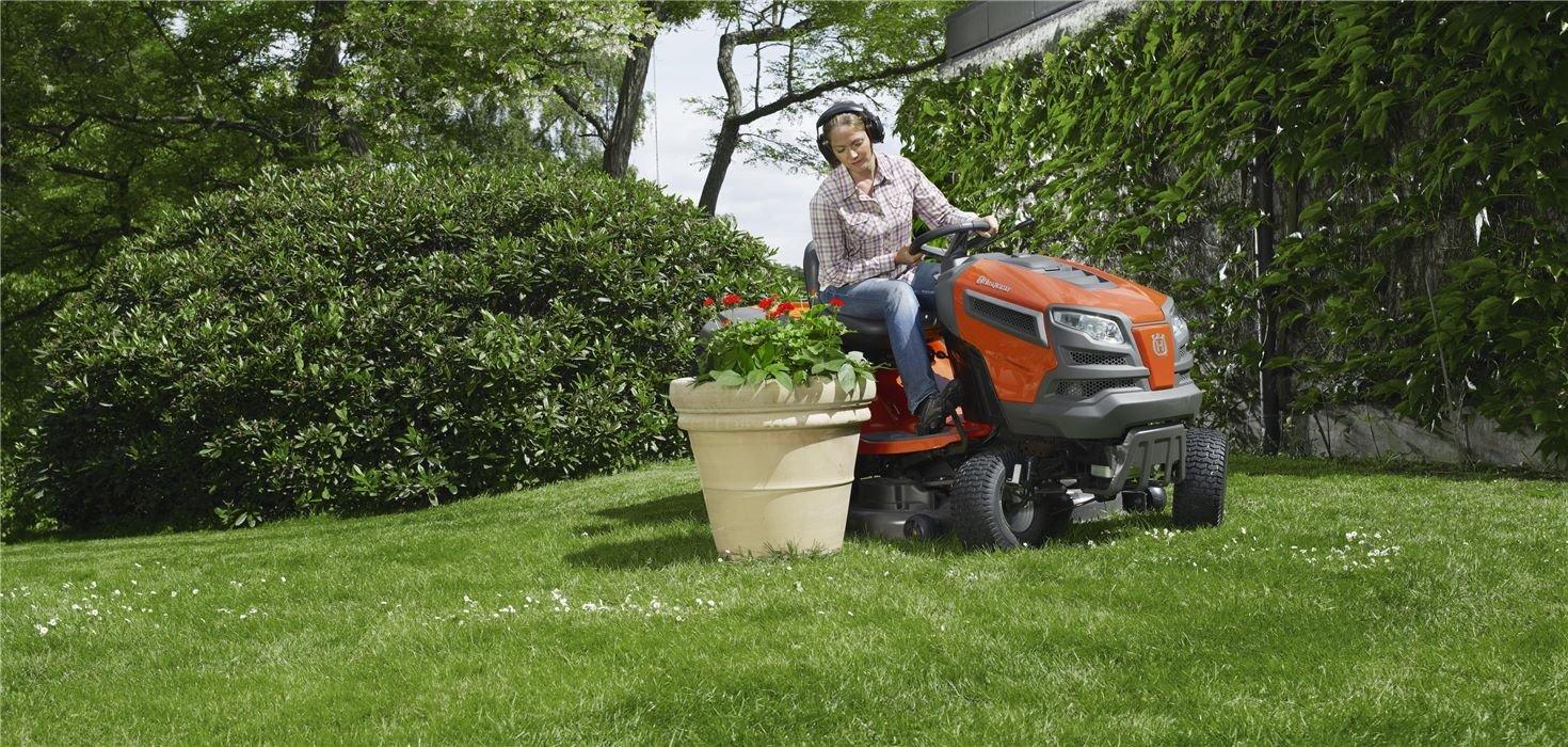 Zahradní traktory Husqvarna
