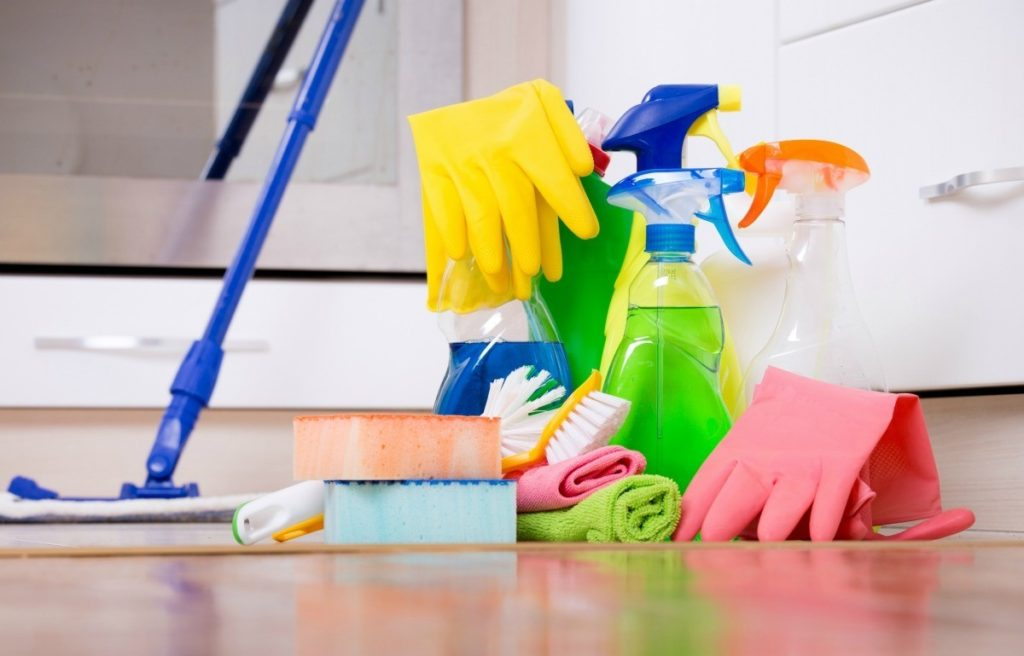 شركة تنظيف المنازل بالقاهرة