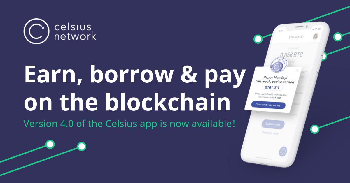 celsius network wallet