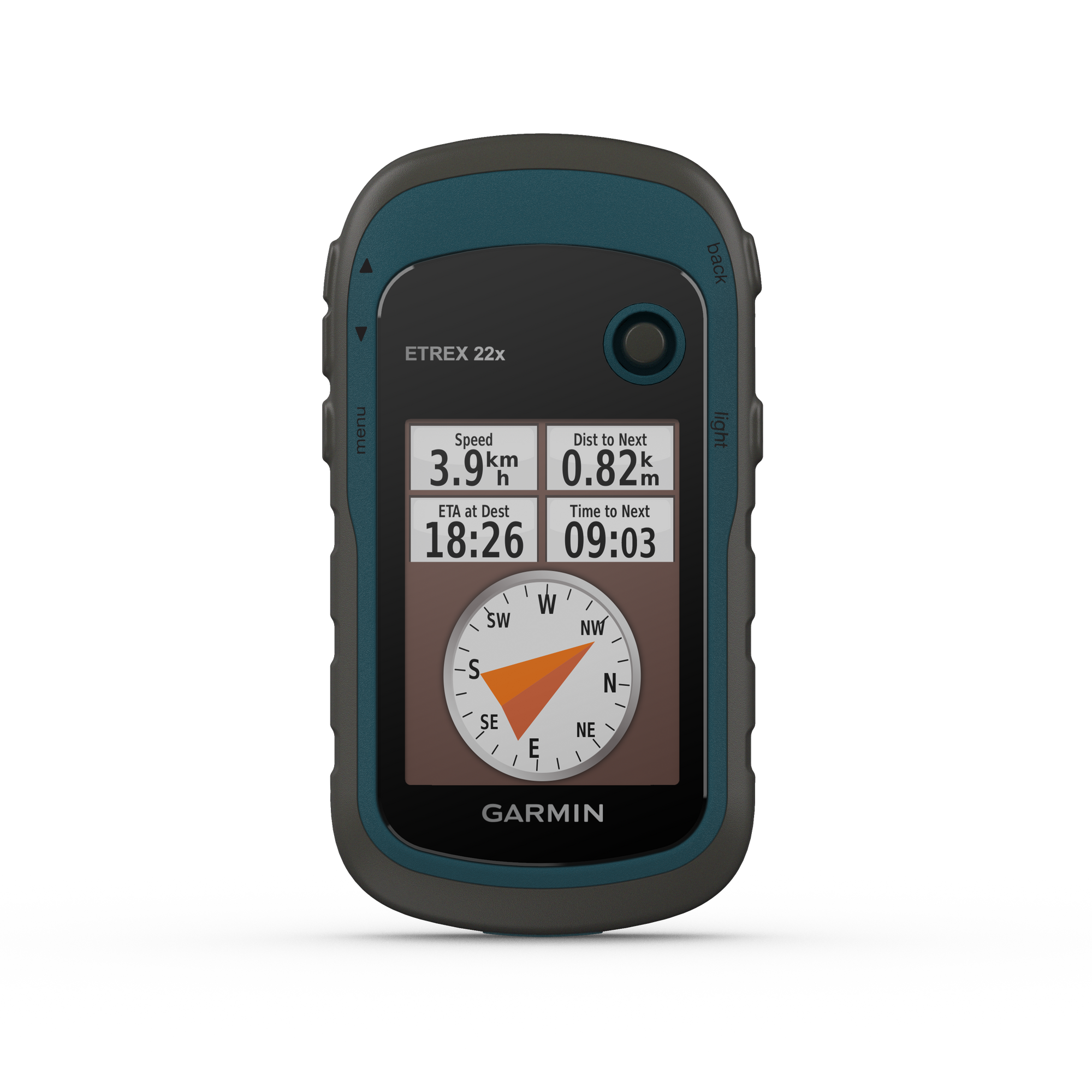 GPS GARMIN eTrex 22x avec KVER Maroc
