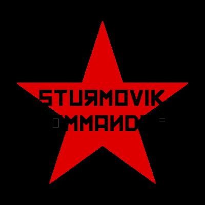 Sturmovik Commander logo