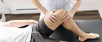 Soigner une blessure du sport