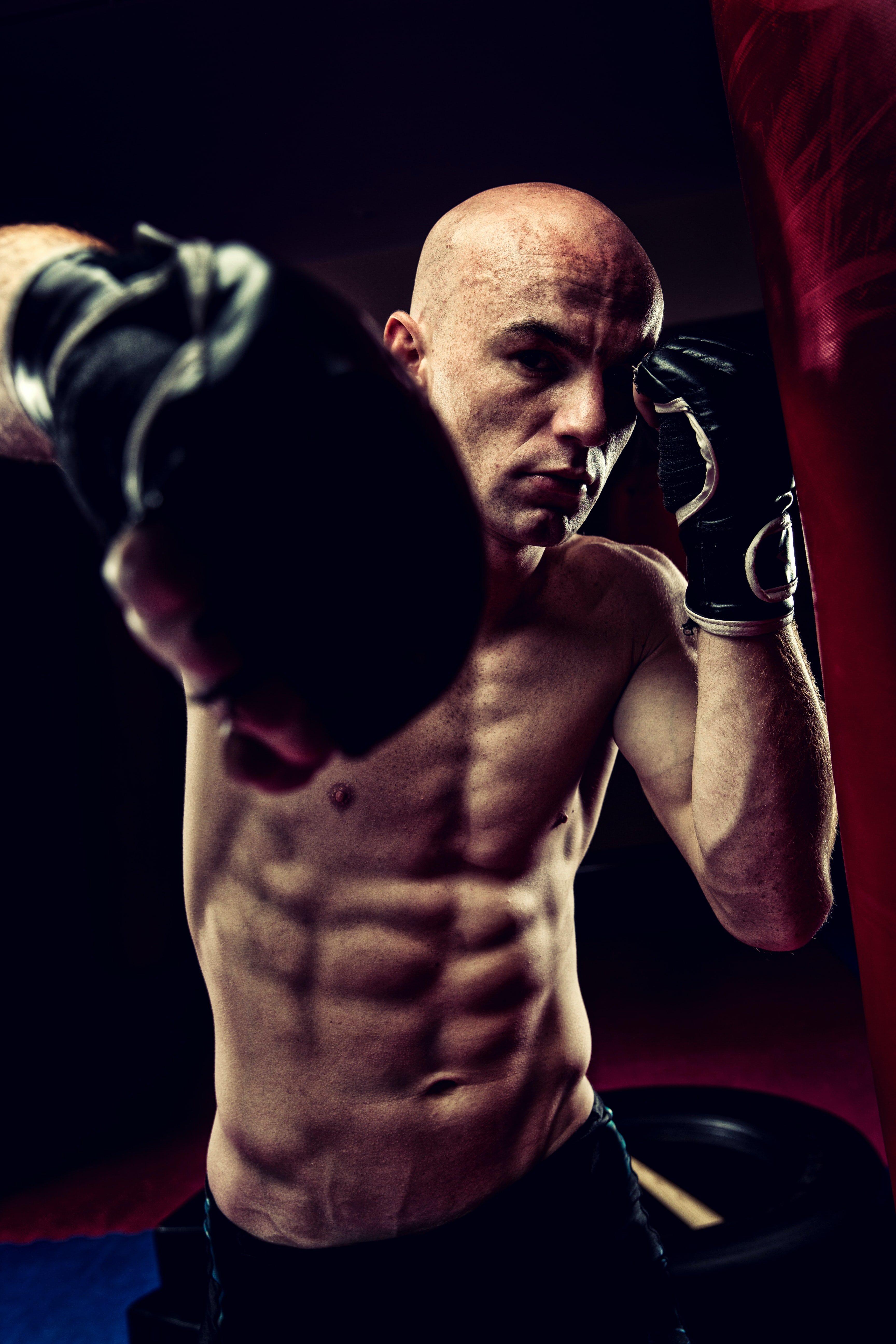 Comment frapper plus fort en boxe