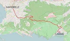Courir le semi de Marseille-Cassis