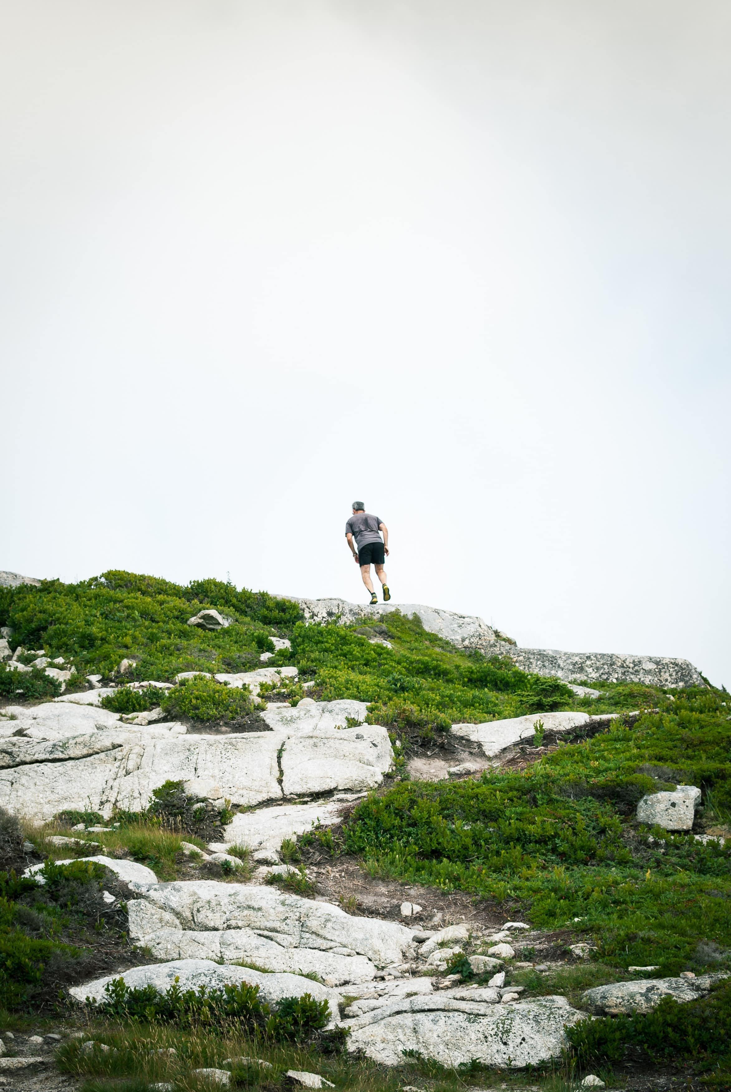 Bien s'entraîner en trail course