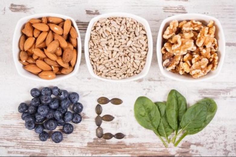 quels aliments sont riches en vitamine E