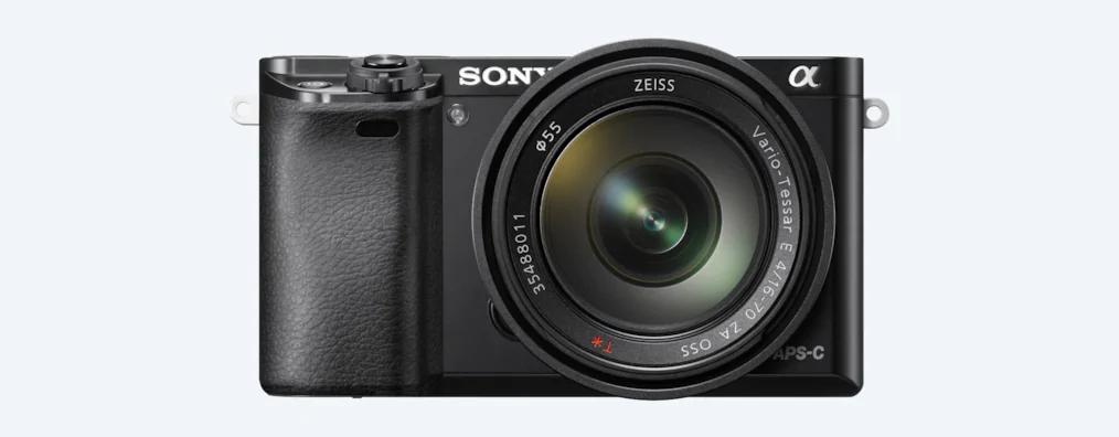 Sony A6000 body