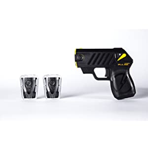 TASER Self Defense Pulse+ Bolt tazer less lethal home security personal safety protection stun gun