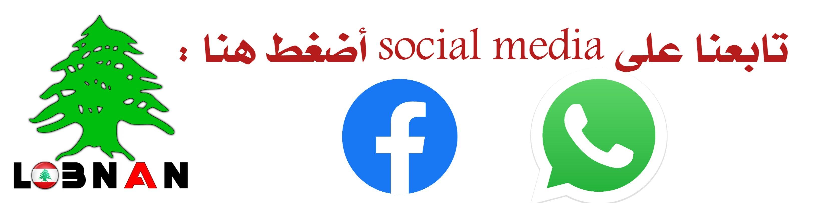 Social media LOBNAN.NET