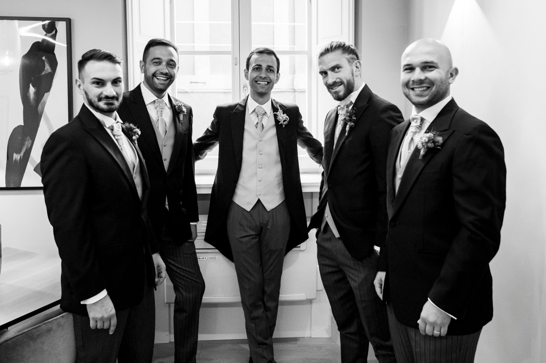Wedding in Trastevere