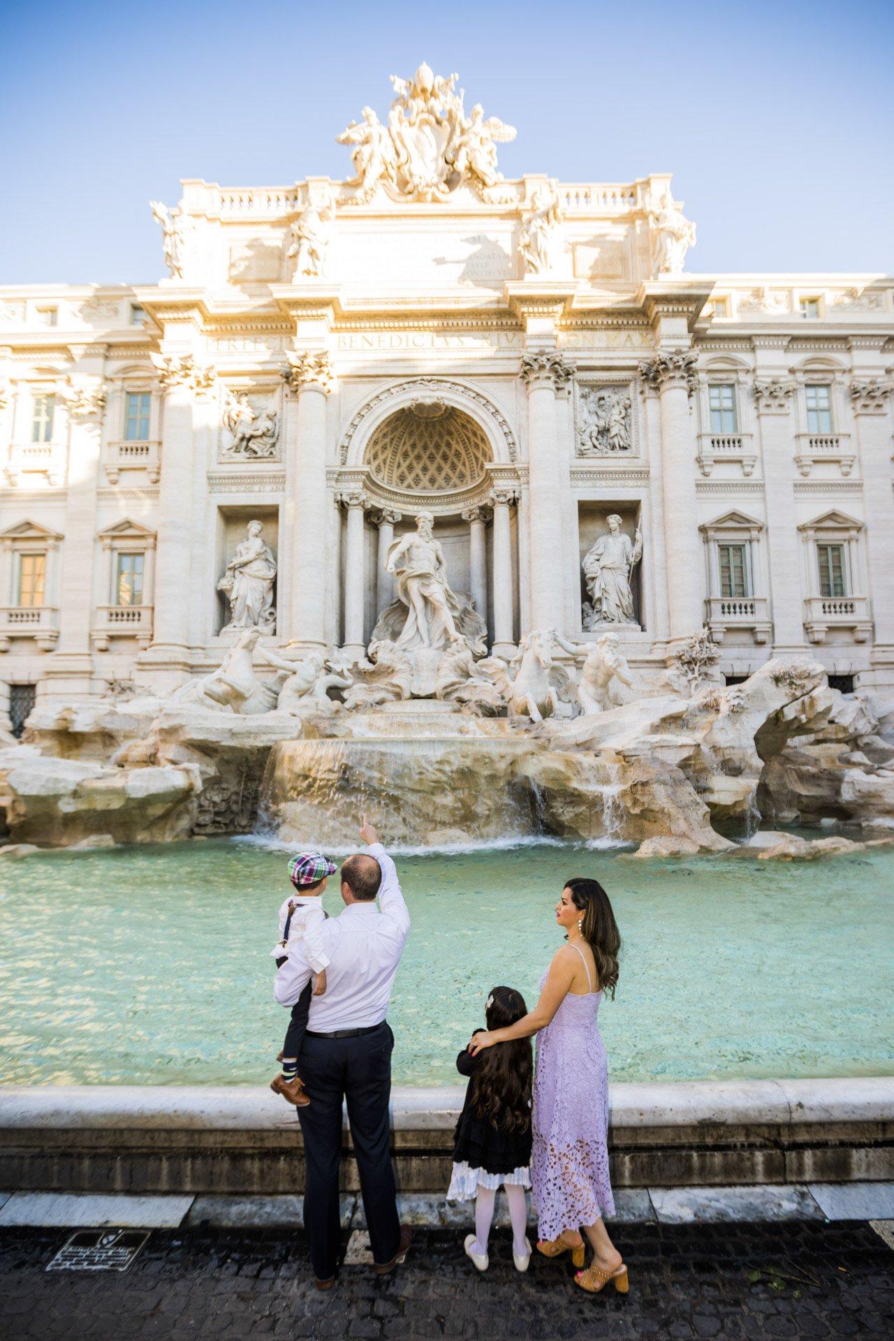 rome family photo session