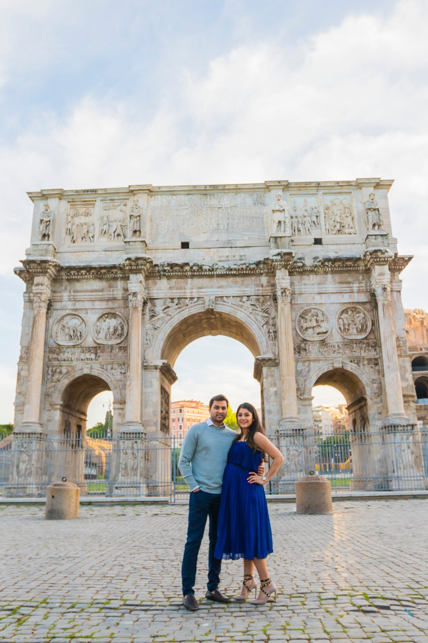 family photographer in Rome