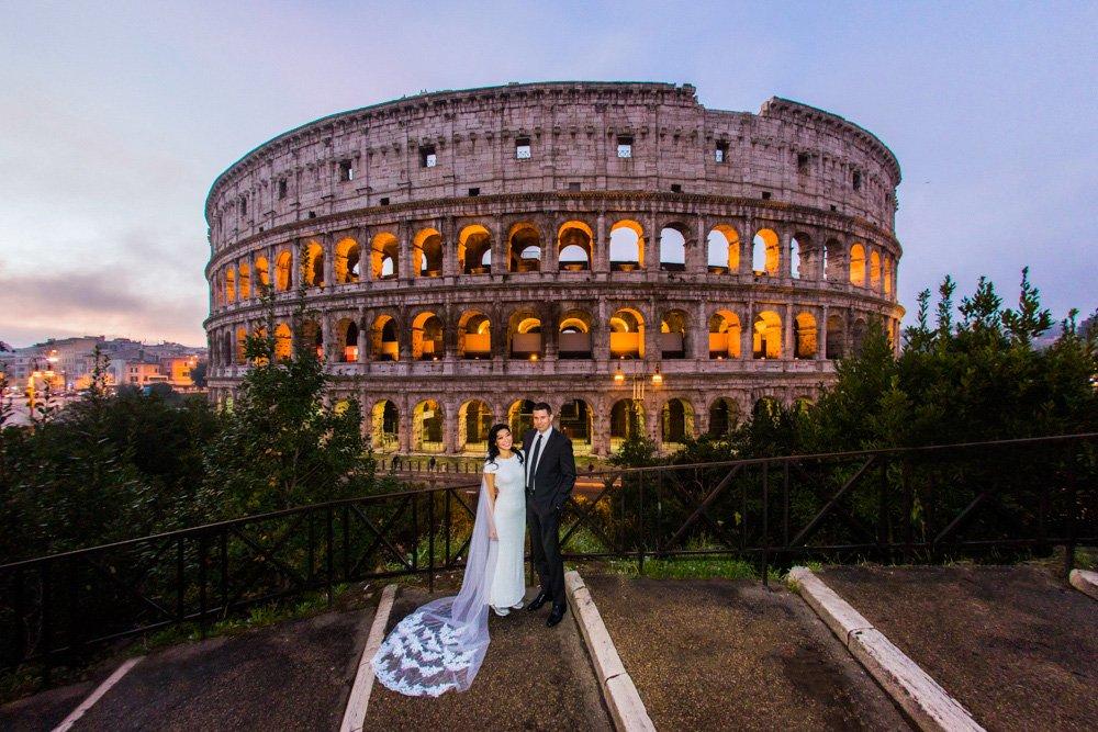 sposi novelli rome