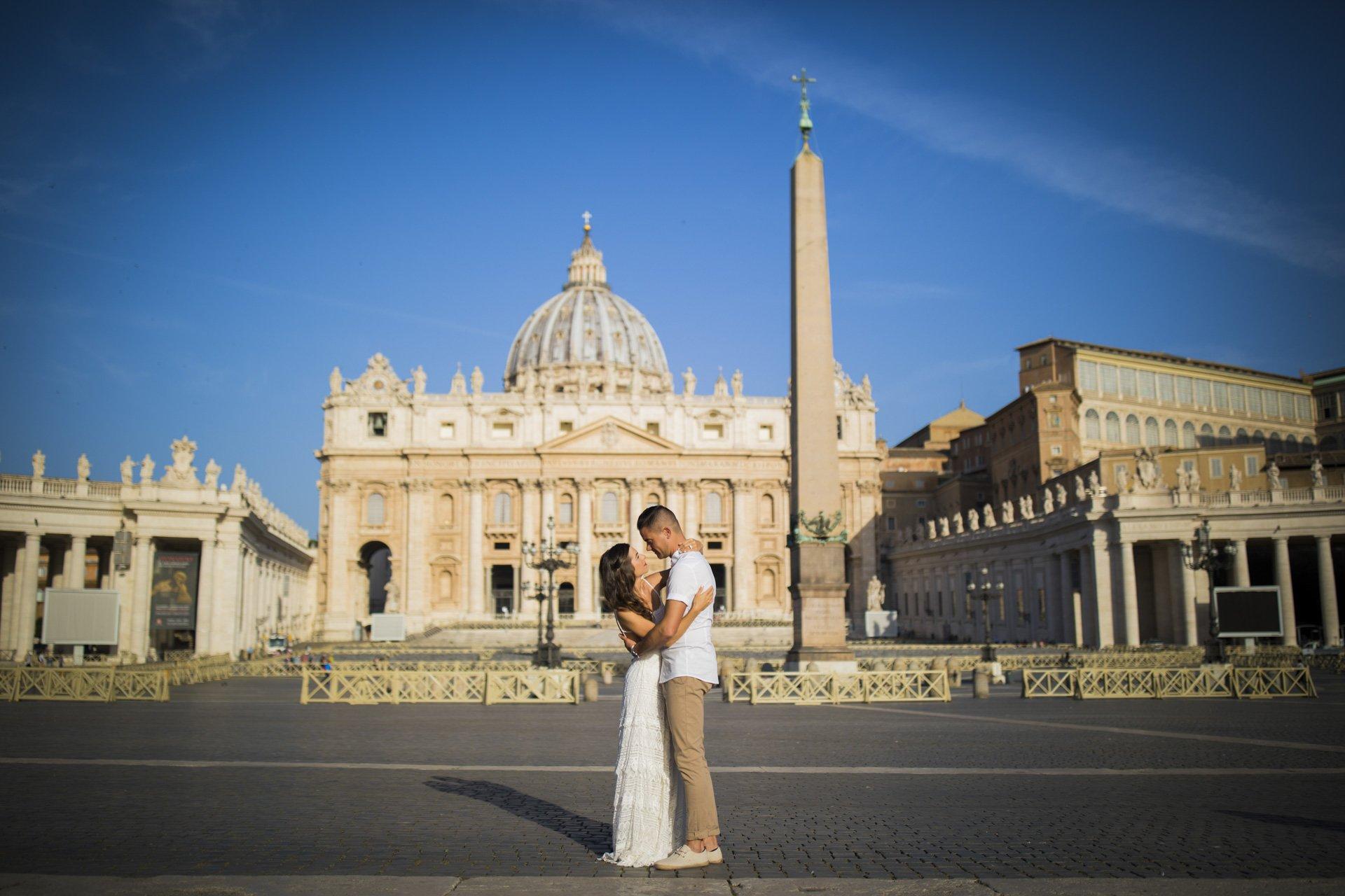 st peter basilica sposi novelli photos