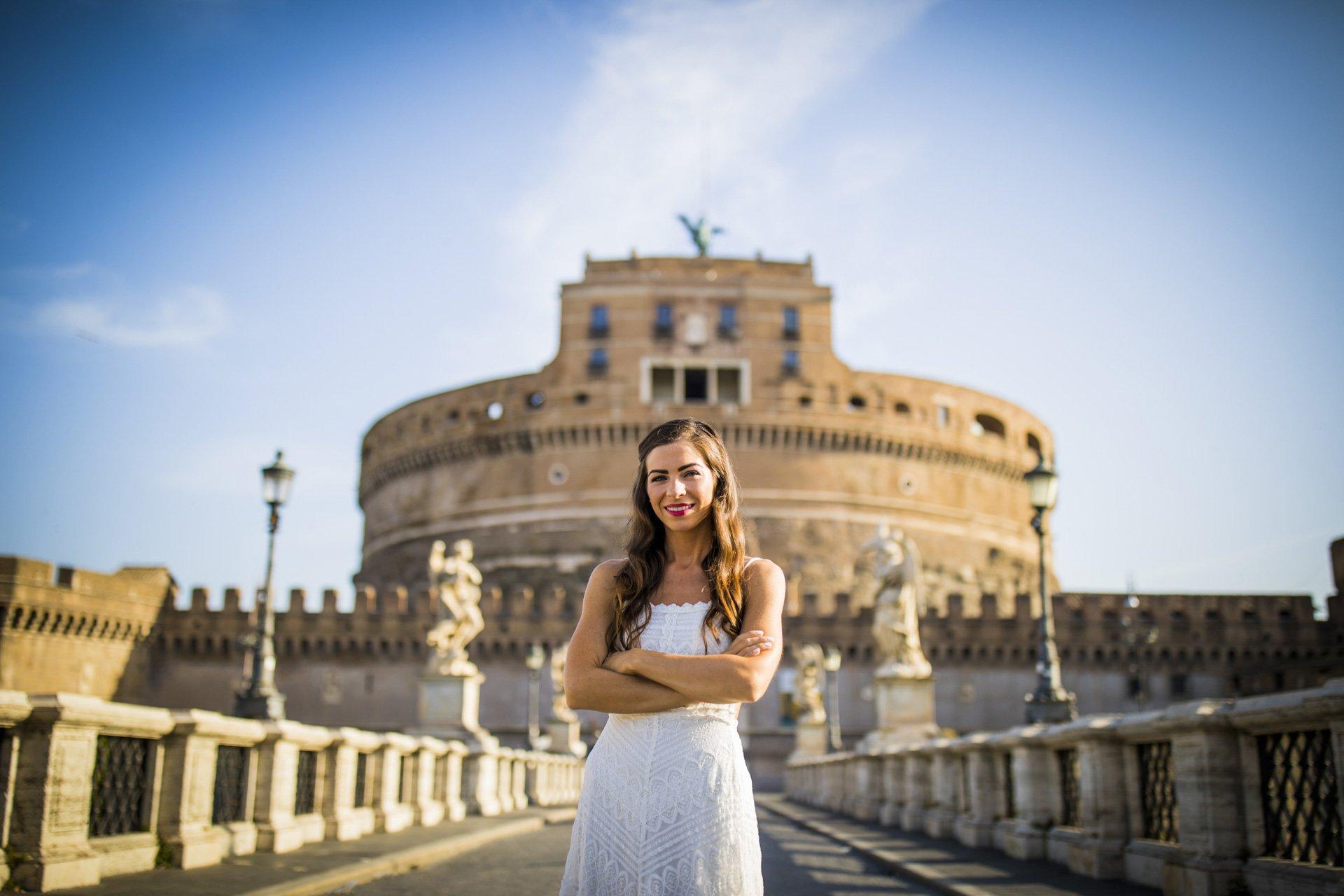 portrait session rome
